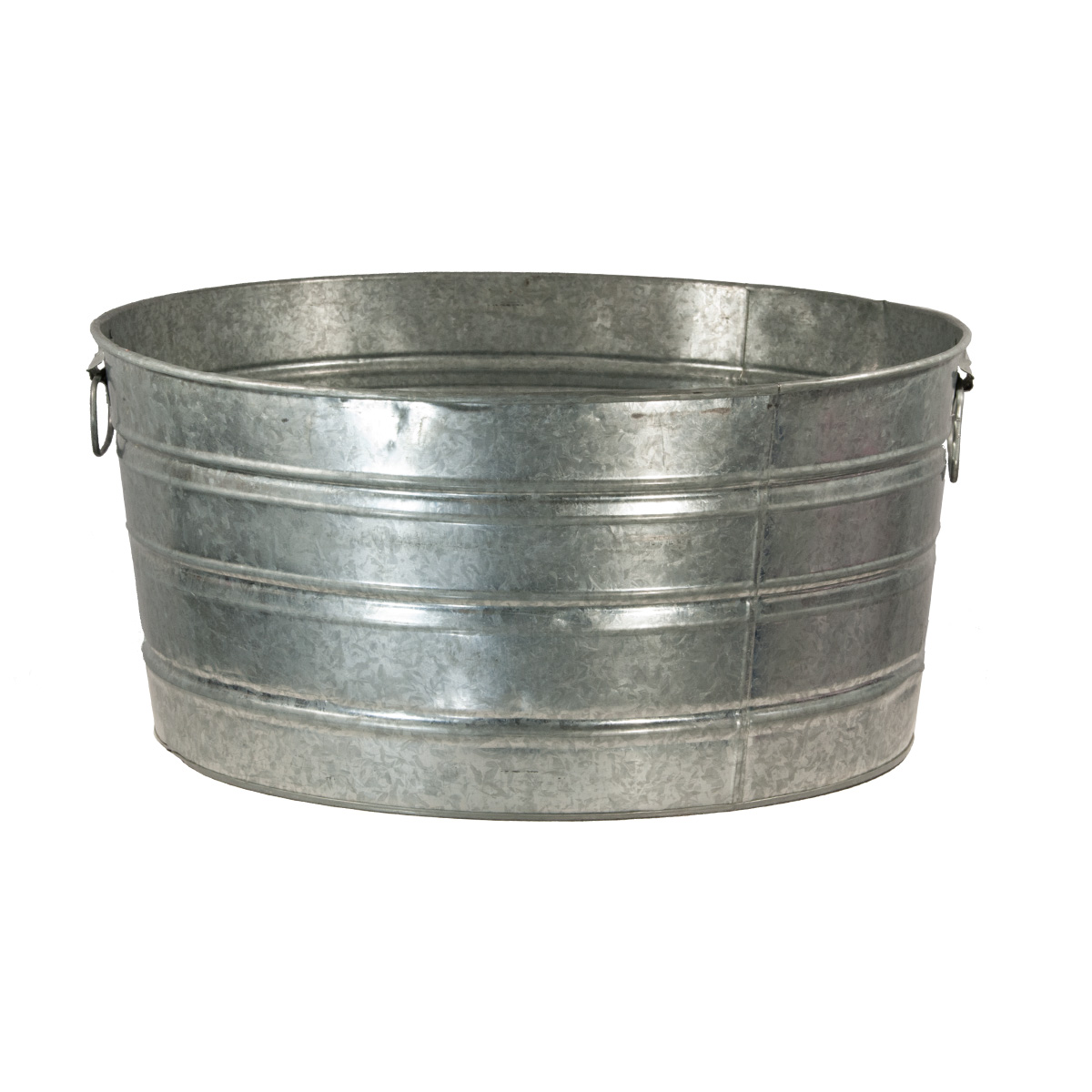 Galvanized Tub 24 Round