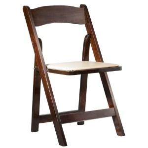 Wood Chair U2013 Walnut