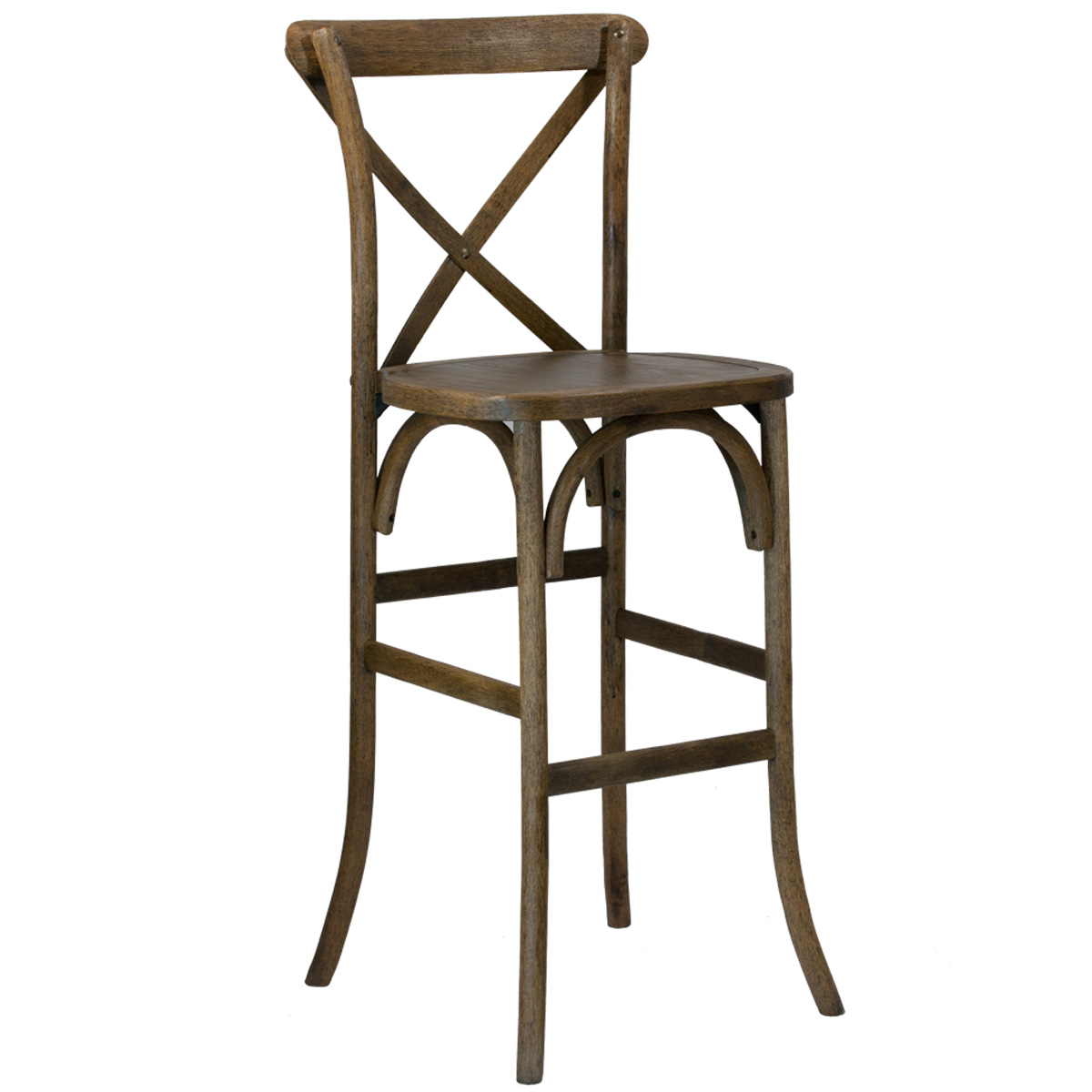 Cross Back Barstool Celebrations Party Rentals