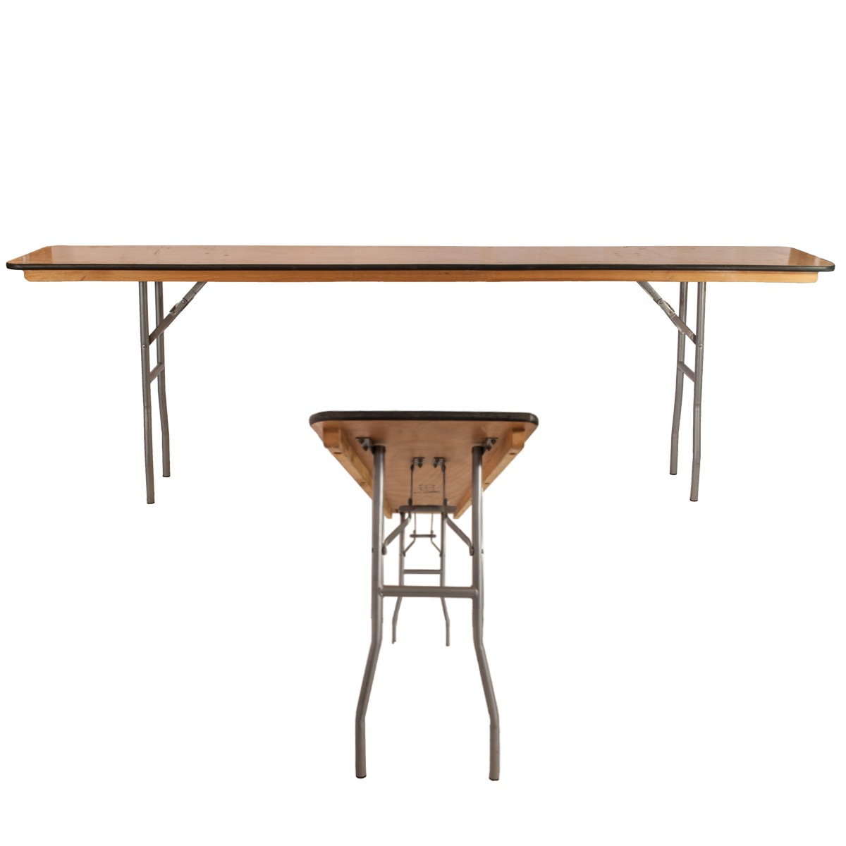 Conference Table Celebrations Party Rentals - 8 ft conference table