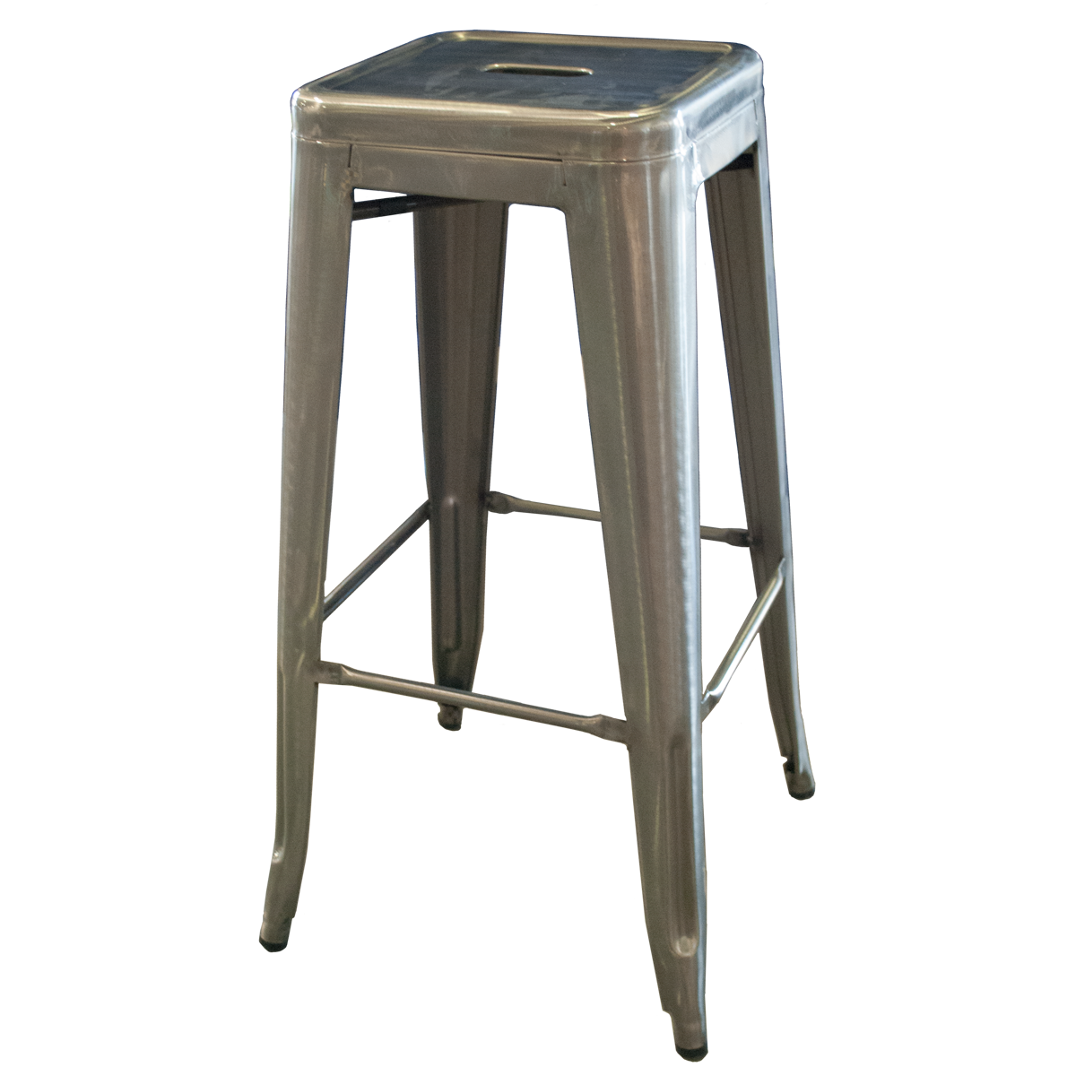 Beau Gunmetal Barstool. Home · Event Rentals · Table U0026 Chairs ...