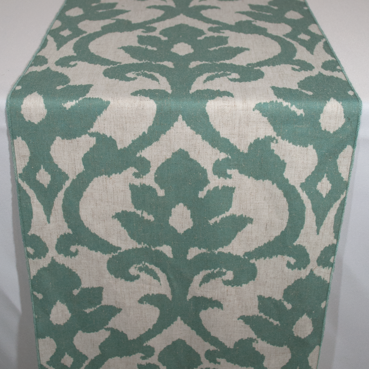 ikat-teal-runner