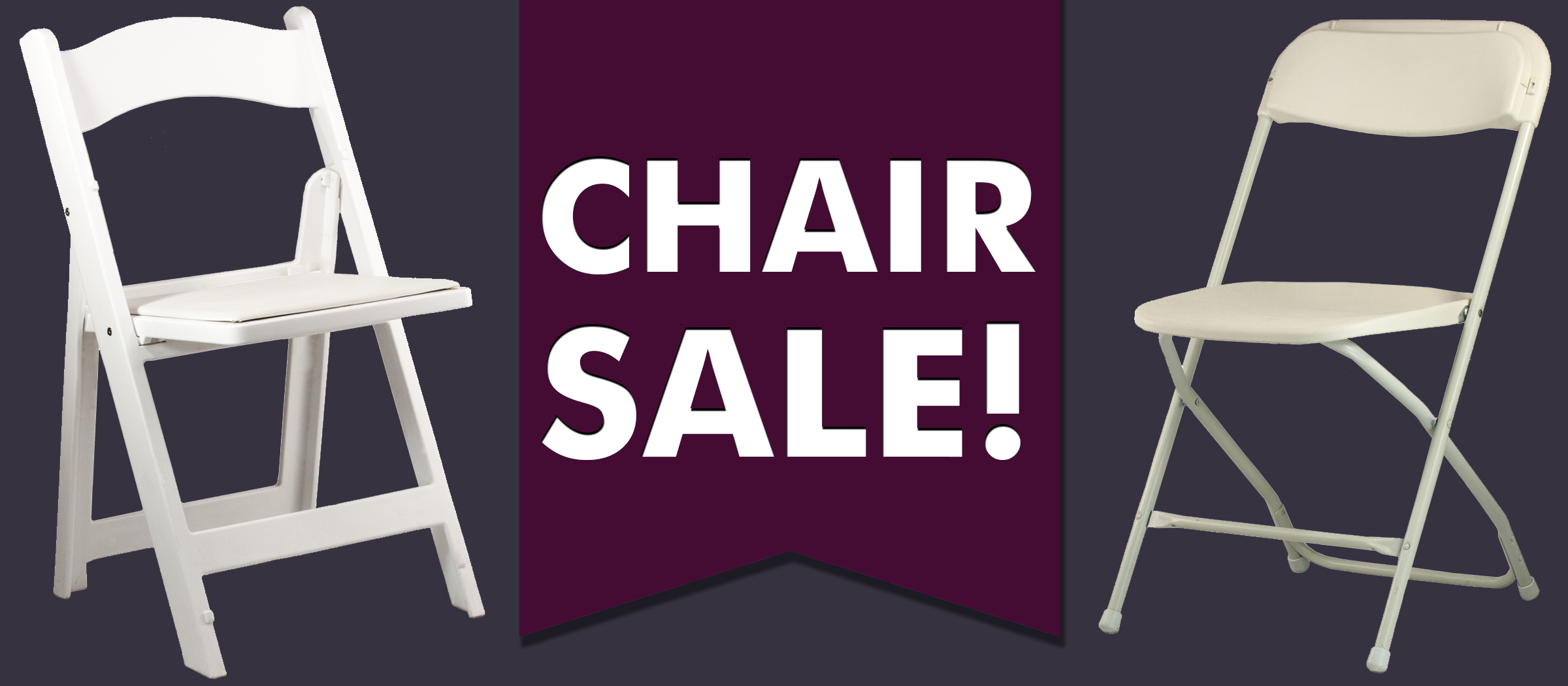 Dont miss our chair sale