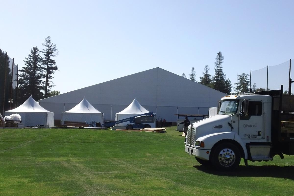 Celebrations! Tents • Event Rentals • Linens