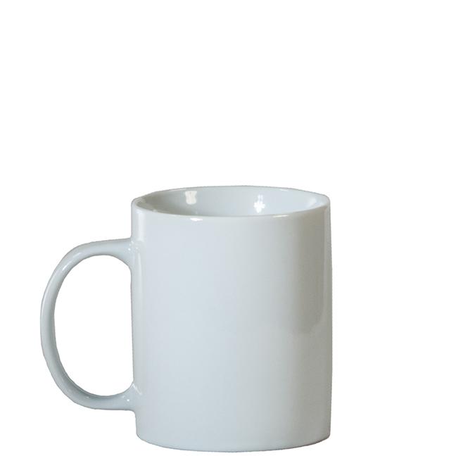 Cafe White Coffee Mug