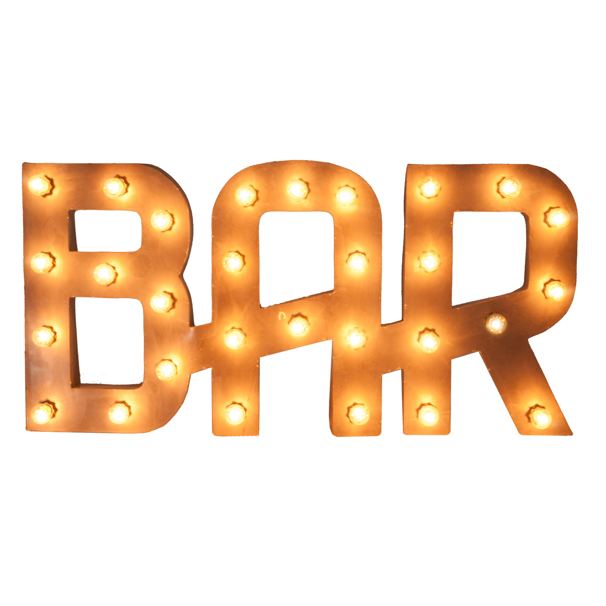 Sign - Lighted Bar - Celebrations! Party Rentals
