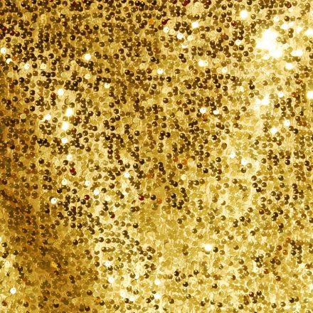 sprinkle gold