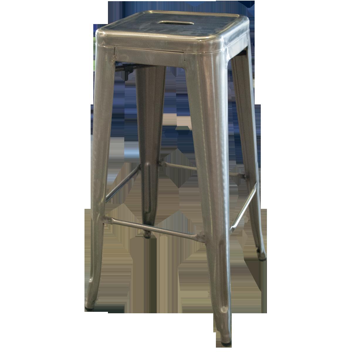 Sensational Gunmetal Barstool Pabps2019 Chair Design Images Pabps2019Com