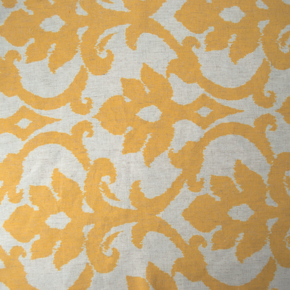 ikat yellow