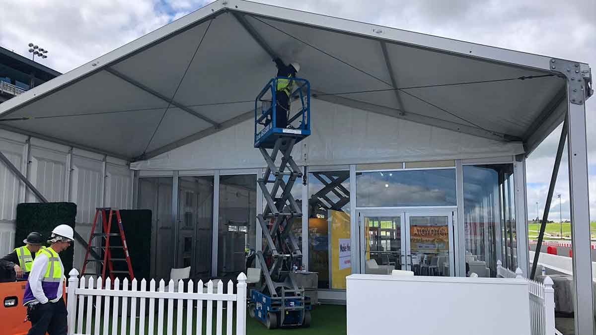 Shell Make The Future Event Celebrations Party Rentals