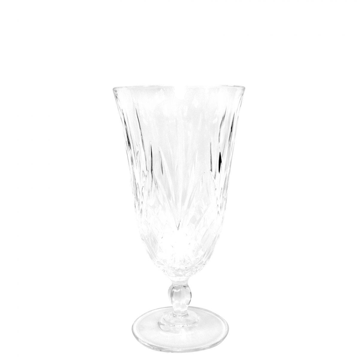 charlotte water glass
