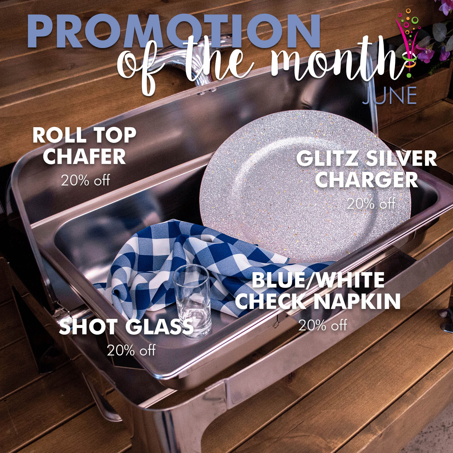 promotion of the month june